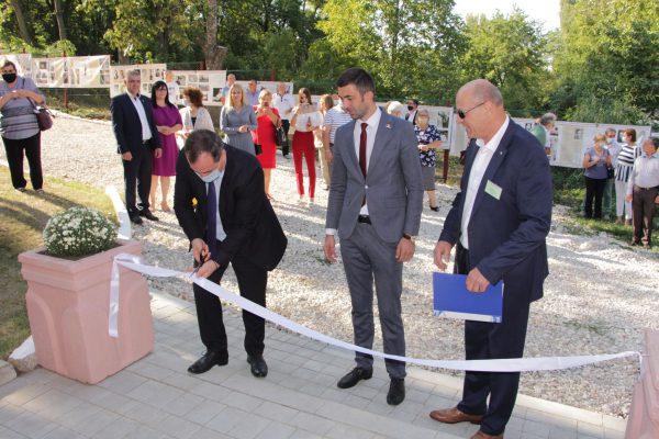 Foto /FOTO/ Prima galerie de artă, inaugurată la Muzeul de Istorie, Etnografie și Artă din orașul Drochia 3 24.07.2021