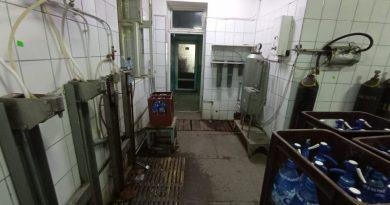 /VIDEO/ Nereguli la o firmă de producere a apei minerala în municipiul Bălți