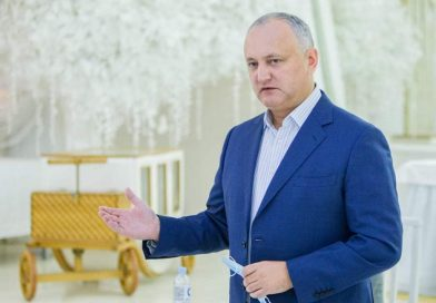 Президент РМ Игорь Додон прибыл сегодня с рабочей поездкой в Бэлць