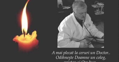 Un medic din raionul Soroca a fost răspus de COVID-19