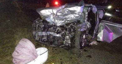 /FOTO/ Grav accident în raionul Râșcani. Trei persoane au decedat, printre care și un copil de numai trei luni