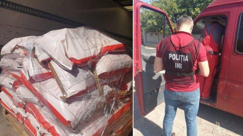 Foto Два грузовика со взрывчаткой были остановлены и задержаны сотрудниками полиции на дорогах вблизи столицы 1 24.07.2021
