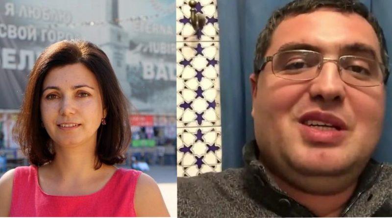 Правда глаза колет: Ренато Усатому не нравится, что активистка из Бэлць говорит о проблемах города 10 17.04.2021