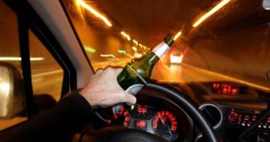 De la începutul anului în nordul țării s-au produs 32 accidente rutiere din cauza persoanelor urcate la volan în stare de ebrietate