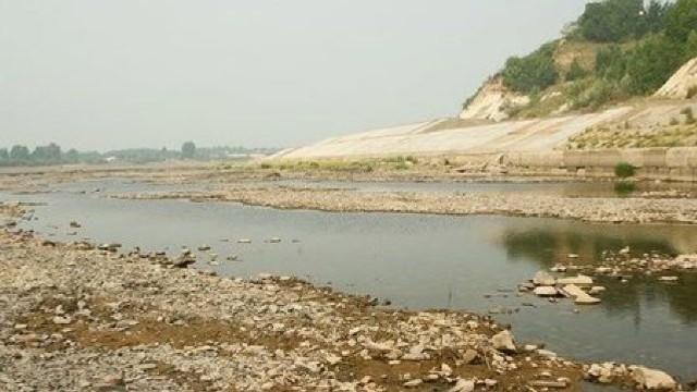 Atenție! Codul Galben și Portocaliu de secetă hidrologică a fost prelungit în Republica Moldova