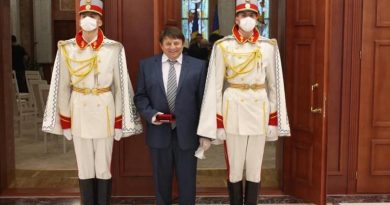 Un interlop a fost decorat de Igor Dodon cu ordinul Gloria Muncii 1 12.04.2021