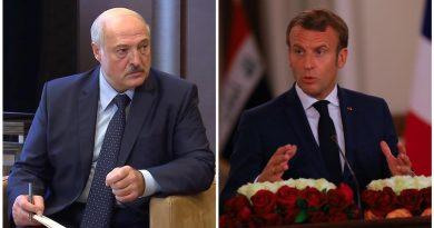 Foto Лукашенко ответил Макрону на призыв уйти 3 29.07.2021