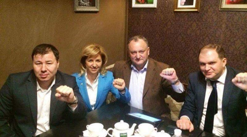 """Додон: """"Я баллотируюсь на второй срок как независимый кандидат"""" 1 15.05.2021"""