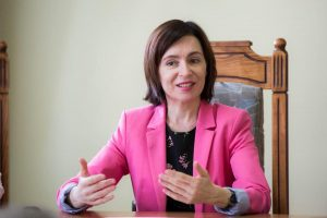 Who is the next President of Moldova? 4