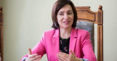 Майя Санду подала в ЦИК документы для регистрации на президентских выборах 1 ноября 3