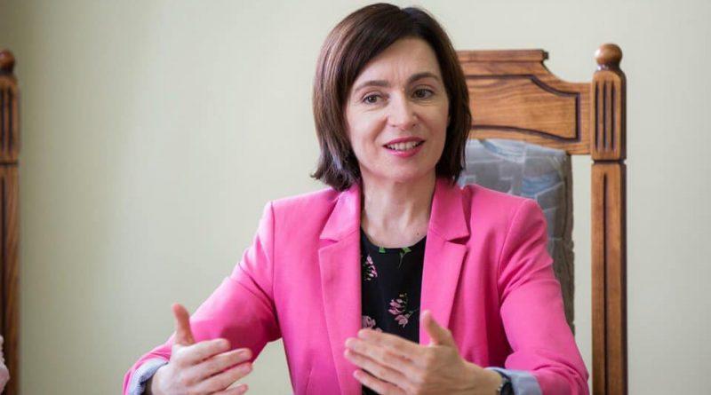 Foto Майя Санду подала в ЦИК документы для регистрации на президентских выборах 1 ноября 1 24.07.2021
