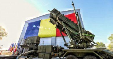 17 сентября 2020 года румынская армия получила первую установку американской системы противоракетной обороны Patriot 2 14.04.2021
