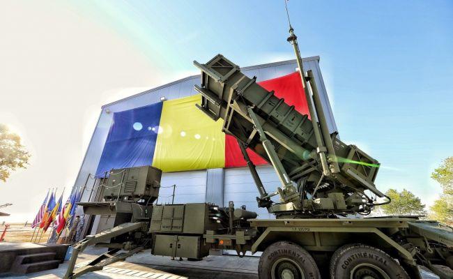 Foto 17 сентября 2020 года румынская армия получила первую установку американской системы противоракетной обороны Patriot 1 24.07.2021