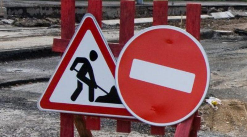 Atenție, o porțiune a străzii Decebal din Bălți intră în reparație. Circulația transportului va fi sistată