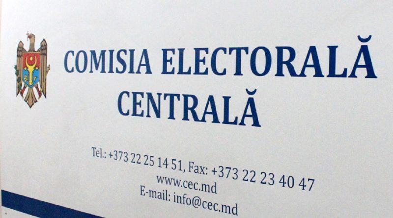 CEC recomandă desfășurarea alegerilor în afara instituțiilor de învățământ