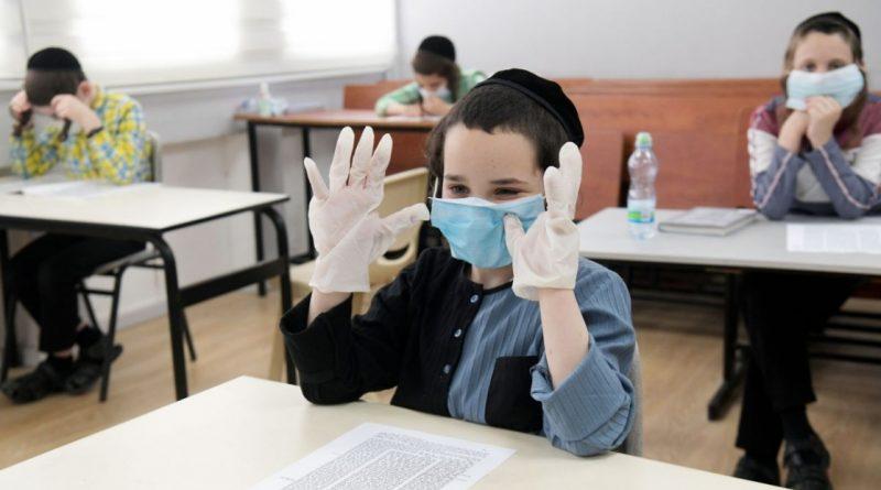 Foto В общеобразовательных учреждениях Кишинева до 10 сентября было зарегистрировано 216 активных случаев заражения COVID-19, а в дошкольных учреждениях – 35 1 24.07.2021