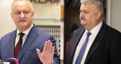Igor Dodon despre criticile publice ale lui Șarov: Dacă nu poate să se documenteze, o să luăm alte decizii politice, ca să se învețe