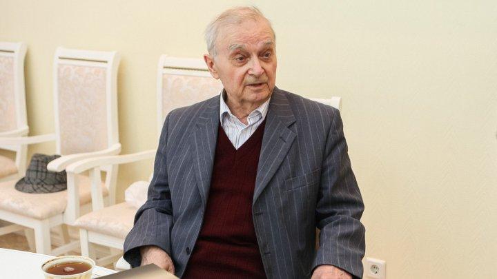 Scriitorul Ion Druță împlinește 92 de ani