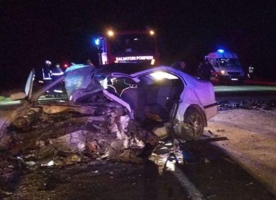/FOTO/ Grav accident în raionul Râșcani. Trei persoane au decedat, printre care și un copil de numai trei luni 1