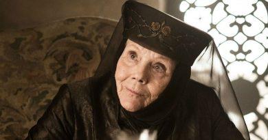 Умерла Дайана Ригг, сыгравшая Олеанну Тирелл в «Игре престолов» и жену Бонда 2 14.04.2021