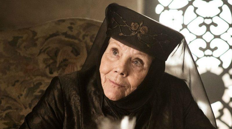 Умерла Дайана Ригг, сыгравшая Олеанну Тирелл в «Игре престолов» и жену Бонда 1 07.03.2021