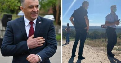 """Foto """"Своим"""" всё можно: МВД не будет привлекать Иона Кику к ответственности из-за свадьбы сына 4 29.07.2021"""