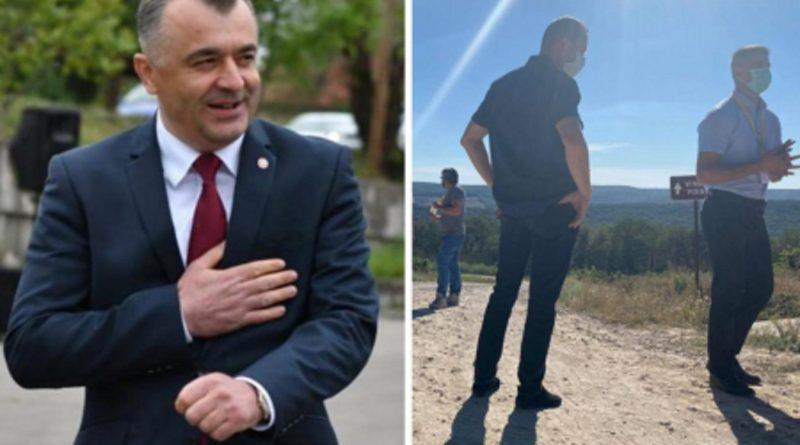 """Foto """"Своим"""" всё можно: МВД не будет привлекать Иона Кику к ответственности из-за свадьбы сына 1 05.08.2021"""