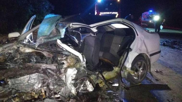 /FOTO/ Grav accident în raionul Râșcani. Trei persoane au decedat, printre care și un copil de numai trei luni 3