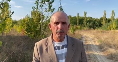 """/VIDEO/ Profesorul din Ocnița vine cu o reacție după video-ul scandalos în care în care numește persoanele în etate """"idioți"""""""