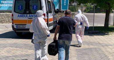 Foto Общее число инфицирования коронавирусом в Молдове превысило 40 тысяч 2 24.07.2021