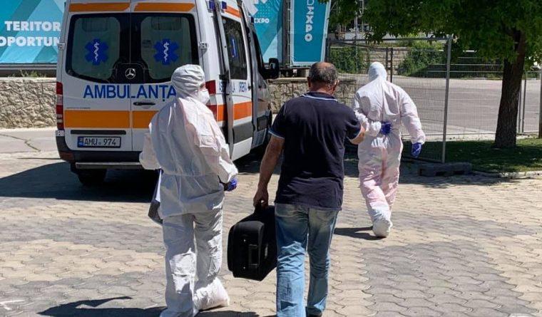 Общее число инфицирования коронавирусом в Молдове превысило 40 тысяч 1 18.05.2021