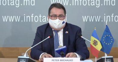 Peter Michalko: Autoritățile din țară trebuie să fie un exemplu pentru cetățeni privind respectarea măsurilor de protecție împotriva coronavirusului