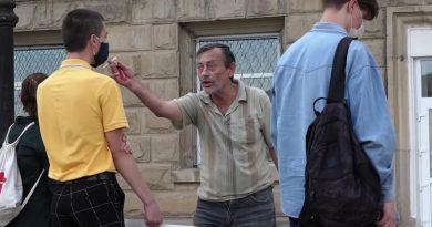 /VIDEO/ Protest cu bucluc la Bălți