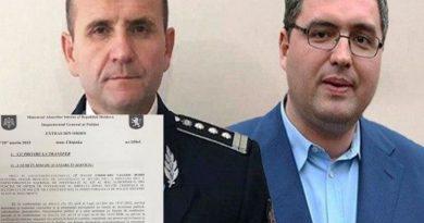 Șeful Inspectoratului de Poliție Bălți reacționează la o acuzație adusă de Renato Usatîi
