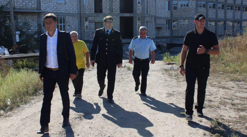 /FOTO/ Ministrul Jusției a efectuat o vizită de lucru la Casa de arest Bălți