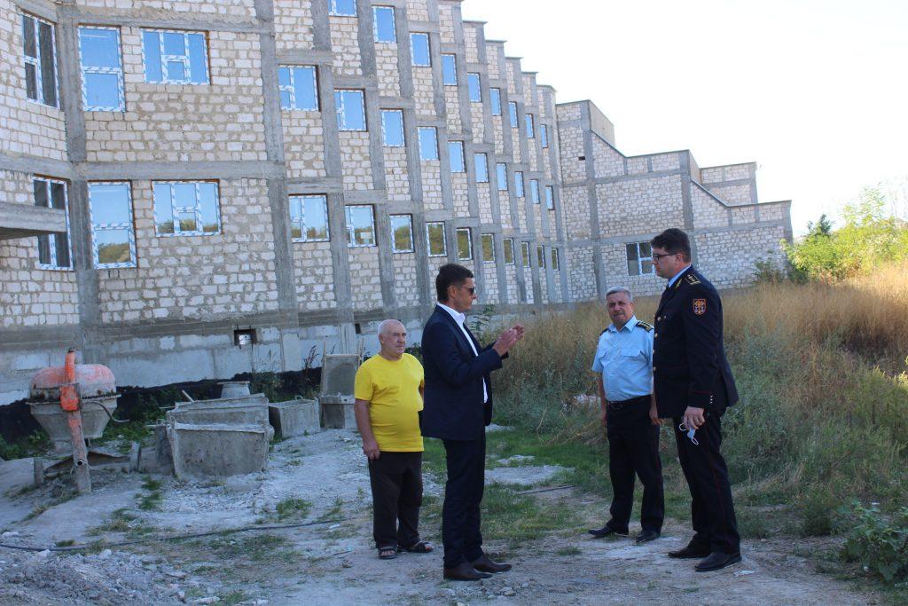 Foto /FOTO/ Ministrul Jusției a efectuat o vizită de lucru la Casa de arest Bălți 2 24.07.2021