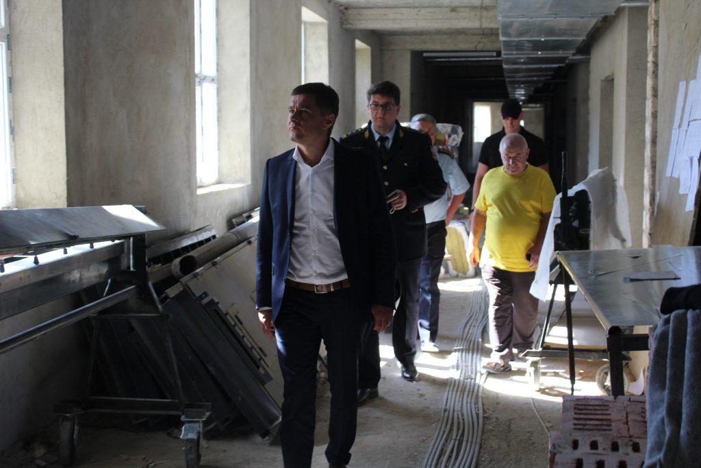 Foto /FOTO/ Ministrul Jusției a efectuat o vizită de lucru la Casa de arest Bălți 4 24.07.2021