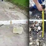 /VIDEO/ Unii oamenii din municipiul Bălți sunt nevoiți să repare din proprii bani strada pe care locuiesc