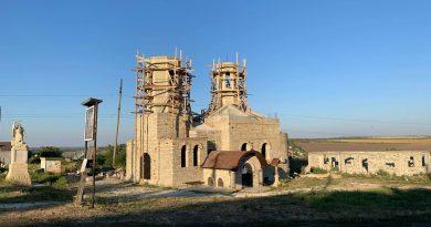 """Церковь """"Пророка Илия"""" приглашает верующих на поклон к московской иконе """"Святой Матроны"""" 5 17.04.2021"""