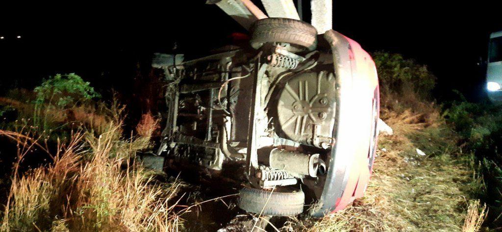 Foto /FOTO/ Un tânăr din raionul Florești în stare de ebrietate a provocat un accident soldat cu un deces și un rănit 2 24.07.2021
