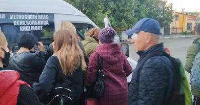 Locuitorii orașului Bălți care nu respectă măsurile antiepidemice vor fi sancționați de către polițiști