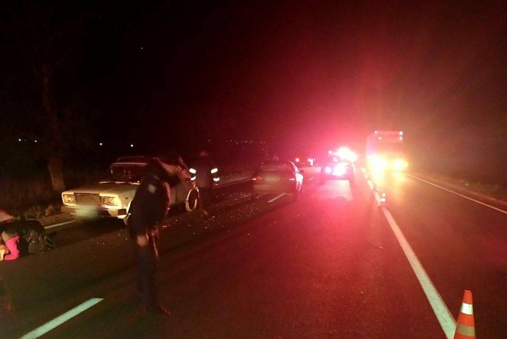 /FOTO/ Un bărbat din raionul Florești a murit după ce a fost lovit de două automobile 1