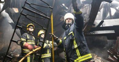 Salvatorii și pompierii din municipiul Bălți au intervenit în cele mai multe situații de urgență din țară