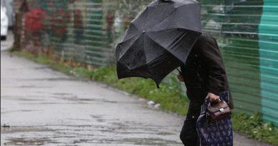8 октября на территории республики ожидаются грозовые дожди и шквалистый ветер 2