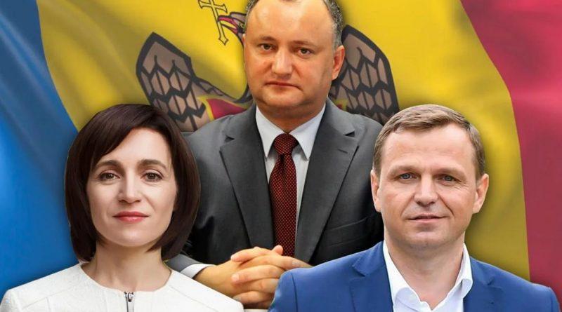 Определилась тройка лидеров президентской кампании 2020 1