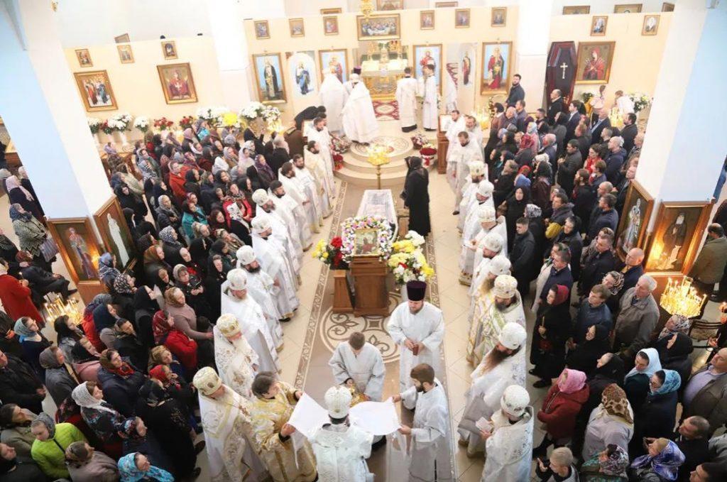 Foto Молдавская митрополия провела в последний путь архимандрита Рафаила (Бодю), настоятеля монастыря Пророка Илии 3 24.07.2021