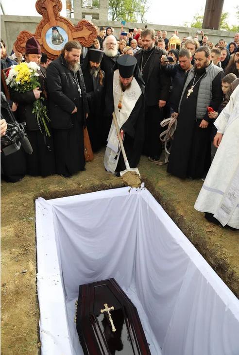 Foto Молдавская митрополия провела в последний путь архимандрита Рафаила (Бодю), настоятеля монастыря Пророка Илии 6 24.07.2021