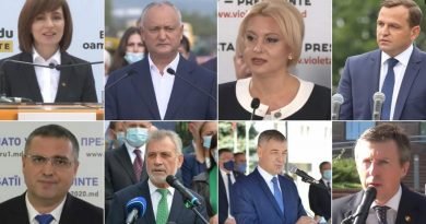 Who is the next President of Moldova?