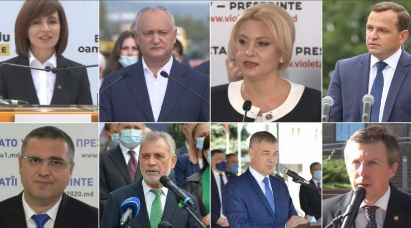 Who is the next President of Moldova? 28 15.05.2021