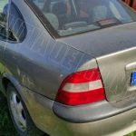 Un bărbat din raionul Ocnița este documentat pentru folosirea automobilului cu acte expirate